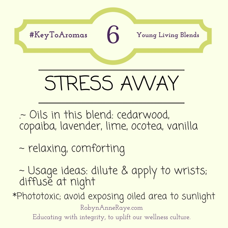 young living essential oil blend